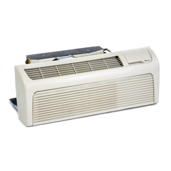 """Refurbished PTAC Unit - Amana - 9k - 42"""" - 208v - Air Conditioner with Integral Heat Pump and Digital Controls Product Image 1"""