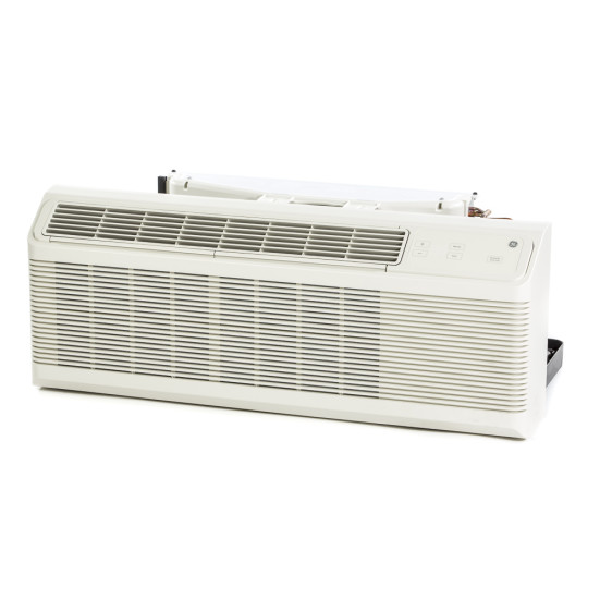 9,000 Btu GE Zoneline PTAC with 3.5 kW Resistive Electric Heat - 208/230V / 20 A Product Image