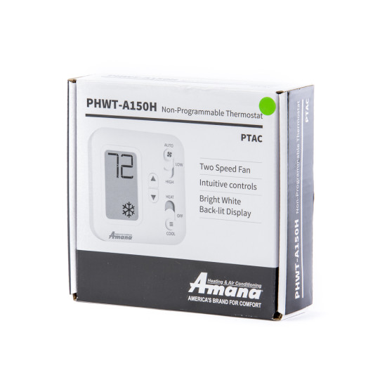 Amana PHWT-A150H Wall Thermostat Product Image 2