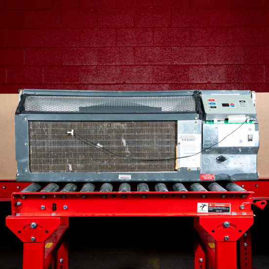 """Refurbished PTAC Unit - Amana - 12k - 42"""" - 265v - 20A - Air Conditioner with Resistive Electric Heat Product Image 4"""