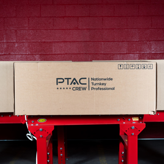 """Refurbished PTAC Unit - Amana - 12k - 42"""" - 265v - 20A - Air Conditioner with Resistive Electric Heat Product Image 6"""