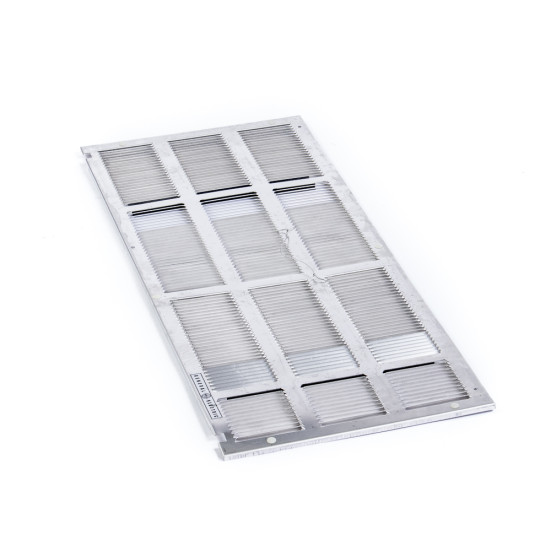 GE RAG60 Stamped Aluminum Grille Product Image 1
