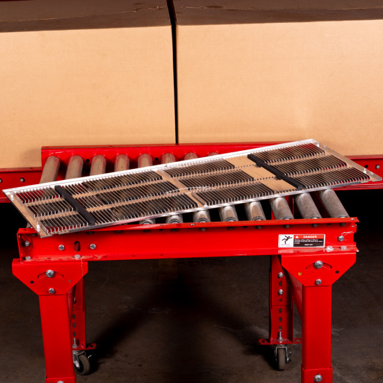 GE RAG60 Stamped Aluminum Grille - DS Product Image 2