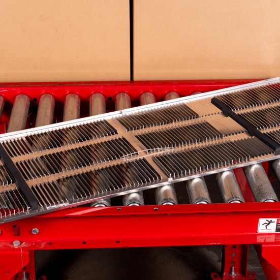 GE RAG60 Stamped Aluminum Grille Product Image 4