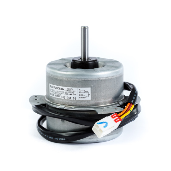 Fan Motor - NEW - Outdoor - 4681A20063A - LG - 1 Product Image 1