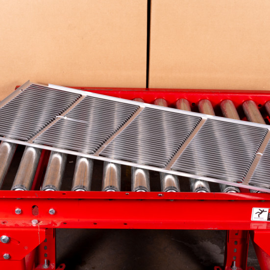 """PTAC Grille Friedrich Stamped Aluminum PTAC Grille - 42"""" Product Image 4"""
