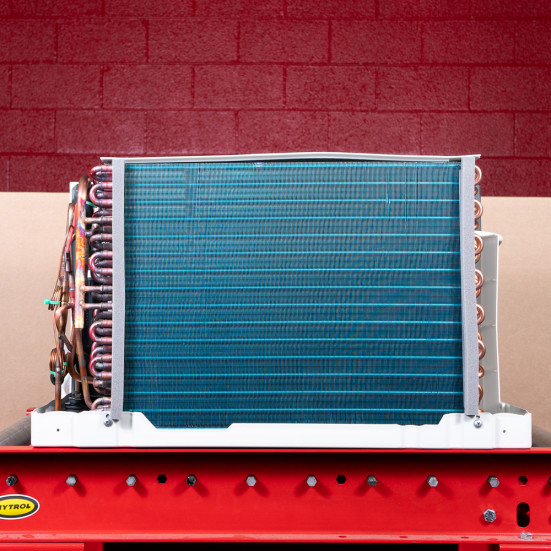 9,000 Btu Gree T2600 Through-the-Wall A/C with Heat Pump and Electric Heat - 208 V / 20 A Product Image 4