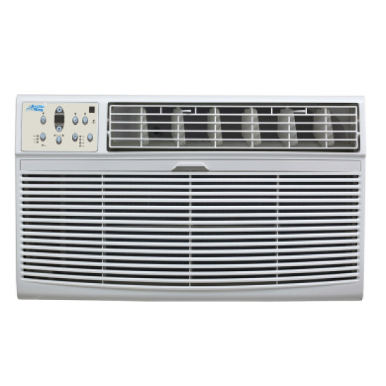 12,000 to 14,000 Btu Midea Arctic King Through-the-Wall A/C with Heater with Remote Controler - 208 V / 20 A Product Image