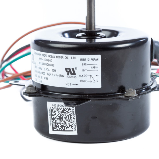 Amana 0131P00026S Outdoor Fan Motor Product Image 3