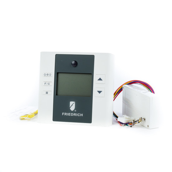 Thermostat - NEW - Wireless - EMWRT1 - Friedrich - 1 Product Image 1