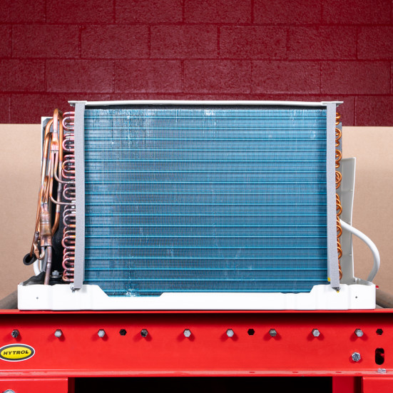 """TTW Unit - 12k Gree 26"""" 208v Air Conditioner With Resistive Electric Heat Product Image 4"""