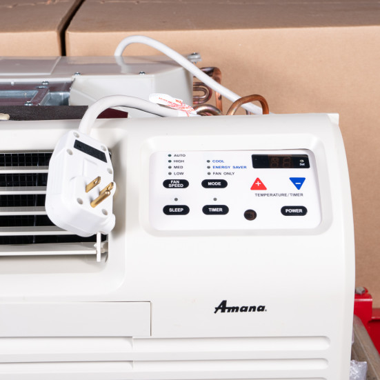 9,000 Btu Amana Through-the-Wall A/C with No Heat - 115 V / 15A Product Image 3