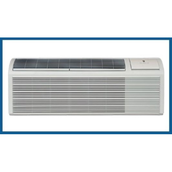 15,000 Btu Friedrich PTAC with Heat Pump with 5.0 kW Electric Heat - 265 V / 30 A Product Image 3