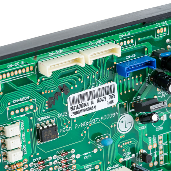LG 6871A00084N Main Board Product Image 3