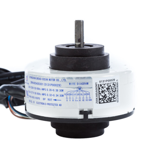Fan Motor - NEW - Outdoor - 0131P00029S - Amana - 1 Product Image 3