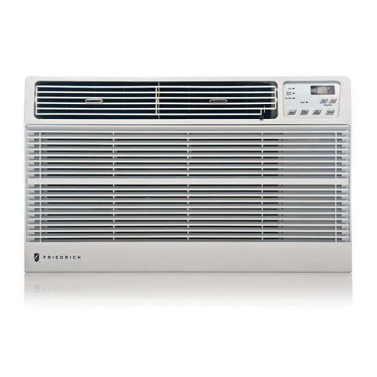 10,000 Btu Friedrich Uni-Fit Through-the-Wall A/C with 3.5 kW Electric Heat - 208 V / 20 A Product Image