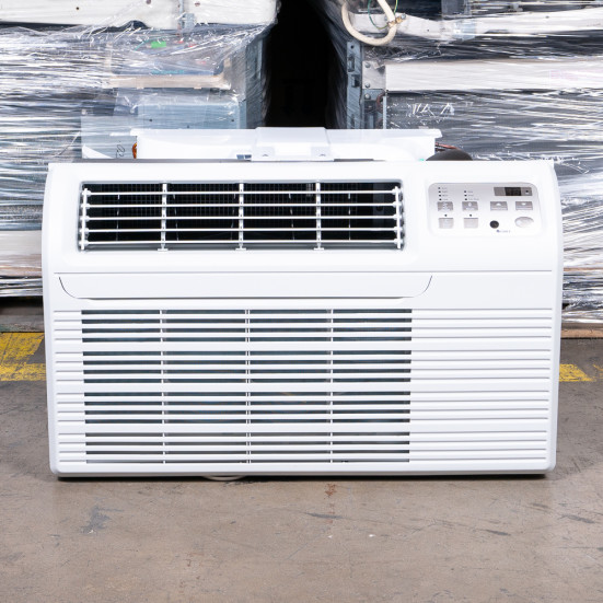 New Gree 9,000 BTU TTW Air Conditioner - 230 volt - 20 amp - with Digital Controls and Electric Heat -DS Product Image 9