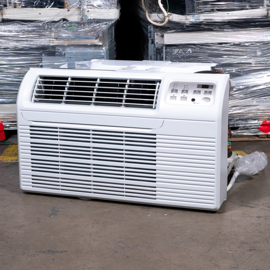 New Gree 9,000 BTU TTW Air Conditioner - 230 volt - 20 amp - with Digital Controls and Electric Heat -DS Product Image 11