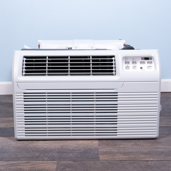 New Gree 9,000 BTU TTW Air Conditioner - 230 volt - 20 amp - with Digital Controls and Electric Heat -DS Product Image 1