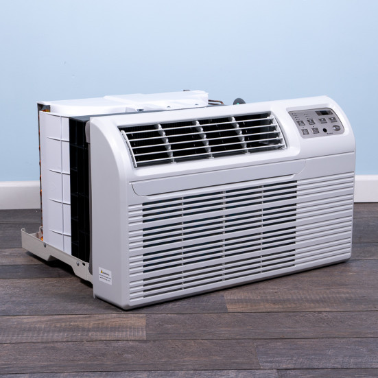 New Gree 9,000 BTU TTW Air Conditioner - 230 volt - 20 amp - with Digital Controls and Electric Heat -DS Product Image 4