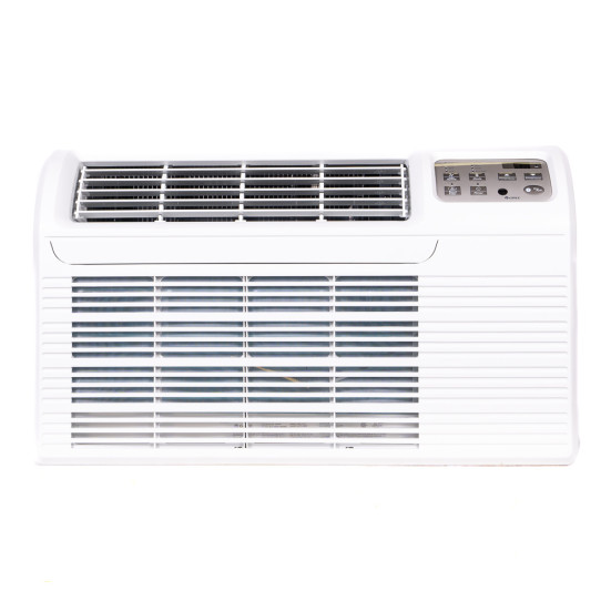 New Gree 9,000 BTU TTW Air Conditioner - 230 volt - 20 amp - with Digital Controls and Electric Heat -DS Product Image 8