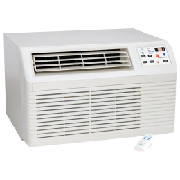 TTW Unit - 9k Amana PBE Series 208v Air Conditioner with 3.5 kW Electric Heat