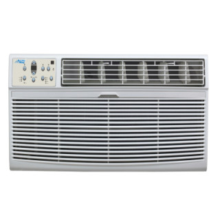 12,000 to 14,000 Btu Midea Arctic King Through-the-Wall A/C with Heater with Remote Controler - 208 V / 20 A