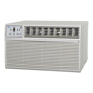 "Window Air Conditioning Unit - 12k Midea Arctic King ER72 Series 115v 26"" Air Conditioner With Resistive Electric Heat"